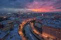 Saint-Pétersbourg: le 13 janvier 1911, la vie de bohème