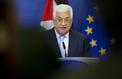 Mahmoud Abbas à Bruxelles en quête du soutien des Européens