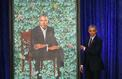 Barack Obama au musée, Rolex au poignet