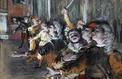 Un Degas volé retrouvé dans la soute d'un car