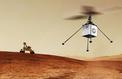 Le premier hélicoptère «spatial» pourrait explorer Mars en 2020