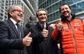 Europe: l'Italie contrarie les plans de Macron