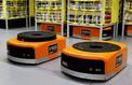 Les robots débarquent chez Amazon France