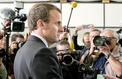 La photographe star Annie Leibovitz en immersion avec Macron