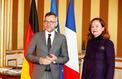 Paris et Berlin main dans la main pour donner le ton de la «refondation» de l'Europe