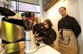 Au café Joyeux, le handicap devient la recette de la bonne humeur
