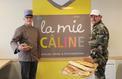 Pascal Bouvinet et Éric Noël, du képi à la toque de boulanger