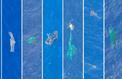 Deux mille milliards de déchets en plastique flottent au milieu du Pacifique