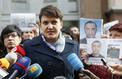 Kiev met son ex-icône Savchenko sous les verrous