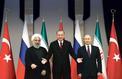 Rohani, Erdogan, Poutine: les nouveaux parrains de la Syrie