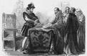 Le 13 avril 1598 Henri IV en signant l'édit de Nantes, pacifie la France