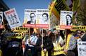 Manifestation à Barcelone contre la détention d'indépendantistes depuis 6 mois