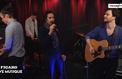 Figaro Live Musique: suivez le concert privé de Feu! Chatterton