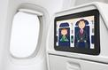 L'envol de la méditation sur Air France