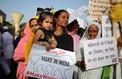 L'Inde approuve la peine de mort pour les violeurs d'enfants