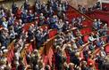 Le projet de loi asile et immigration, texte le plus «mal voté» de l'ère Macron