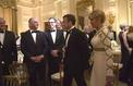 Macron à Washington : le glamour du dîner d'État après le marathon politique