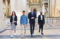 Au Panthéon, la mise en scène millimétrée d'Emmanuel Macron
