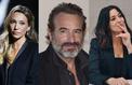 Laura Smet, Jean Dujardin, Monica Bellucci à la soirée cannoise de l'Élysée