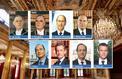 Un an après leur élection, quel bilan pour les présidentsde la Ve République ?