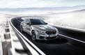 La BMW M5 en Competition avec une star