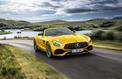 Mercedes-AMG GT S Roadster : l'étoile du milieu