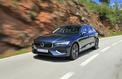 Volvo V60, le grand break s'impose en milieu de gamme