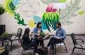 Le Belleval: havre de paix botanique à Paris