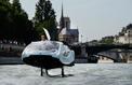 La nouvelle version de SeaBubbles prend son envol à Paris