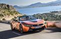 BMW i8 Roadster, la vie au soleil