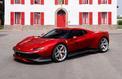 SP38 : une Ferrari sur-mesure