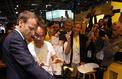Macron « La France est à nouveau attractive »
