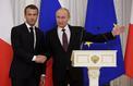 Emmanuel Macron veut retisser les liens avec Moscou
