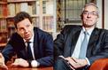 Roux de Bézieux et Saubot font la course en tête pour la présidence du Medef