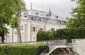Emmanuel Macron fait du château de Voltaire le symbole de sa politique patrimoniale