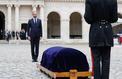 Aux Invalides, l'émouvant hommage à Serge Dassault