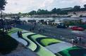 Une œuvre de street art géante sur les quais de Seine à Paris