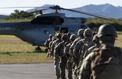 Grandes manoeuvres de l'armée française et de ses alliés dans le Pacifique Sud