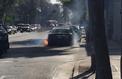 États-Unis: un véhicule Tesla prend feu à Los Angeles