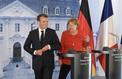 Macron et Merkel se mettent d'accord sur le principe d'un budget pour la zone euro