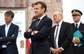 Macron encourage les Bleus : «Je pense qu'on va gagner»
