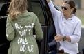 «Je m'en fiche complètement» : à qui le message de la veste de Melania Trump était-il destiné ?