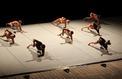 Le spectacle Humans par la troupe Circa, une acrobatie humaine venue d'Australie