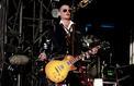 Métamorphosé, Johnny Depp rend hommage à David Bowie sur la scène du Hellfest