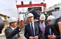 Le chantier naval de Saint-Nazaire est officiellement nationalisé