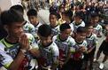 Thaïlande : les jeunes rescapés de la grotte racontent le «miracle» de leur sauvetage