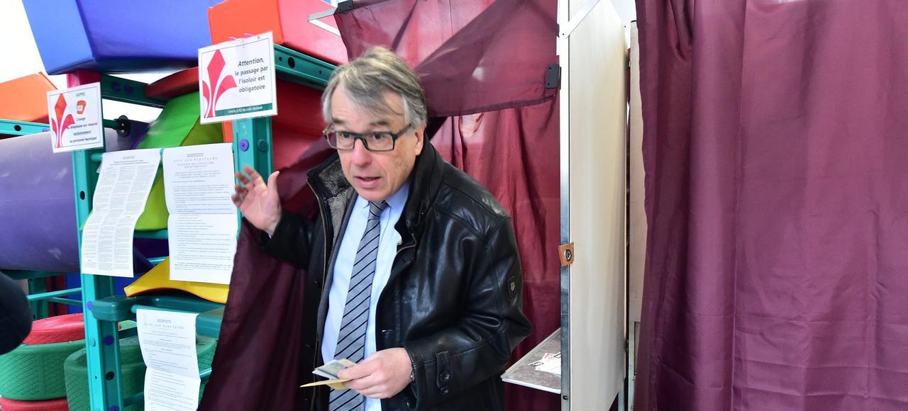 Jean-René Cerf (UMP) sera élu président du conseil département du Nord dans les prochains jours.