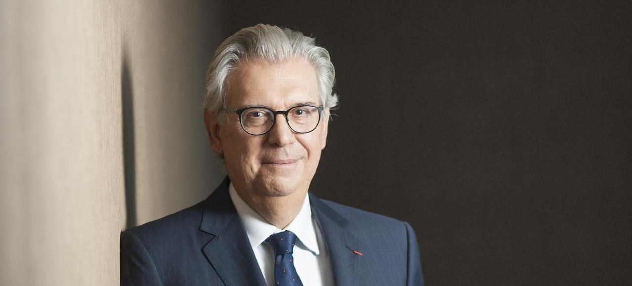 Jérôme Tixier, directeur général des ressources humaines du groupe L'Oréal.