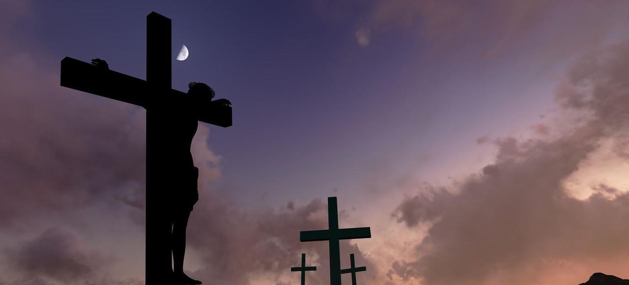 <i>Jour de feu</i> fait la part belle à Barrabas, le bandit à la place duquel Jésus a été crucifié.