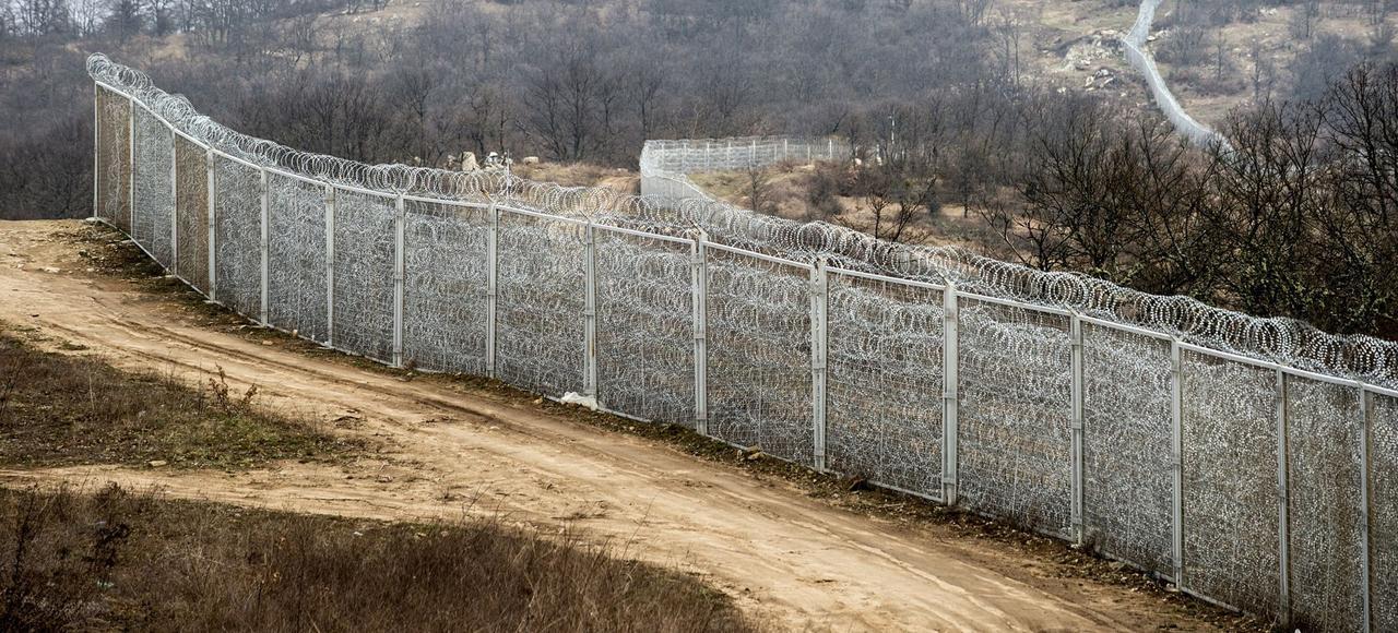 migrants le rideau de fer bulgare